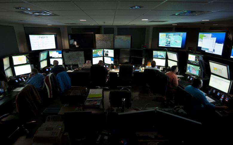 Four areas of operational control