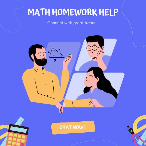 Hire someone to do my math homework