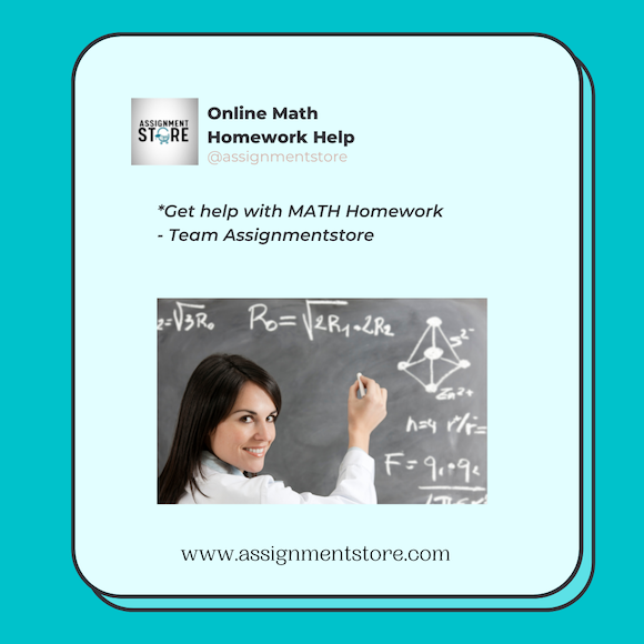 pay someone to do my math homework online