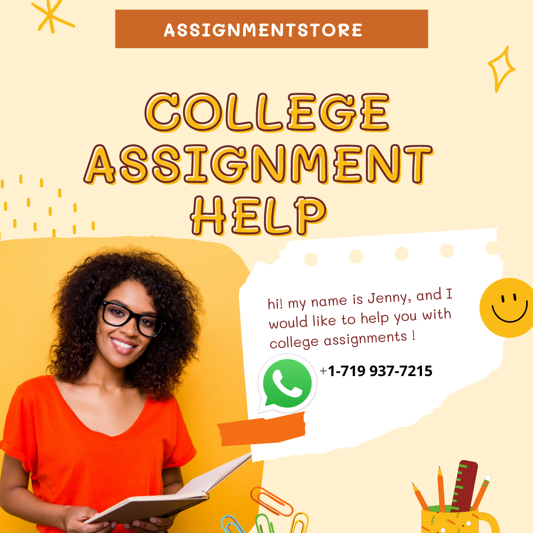 get help with college assignment